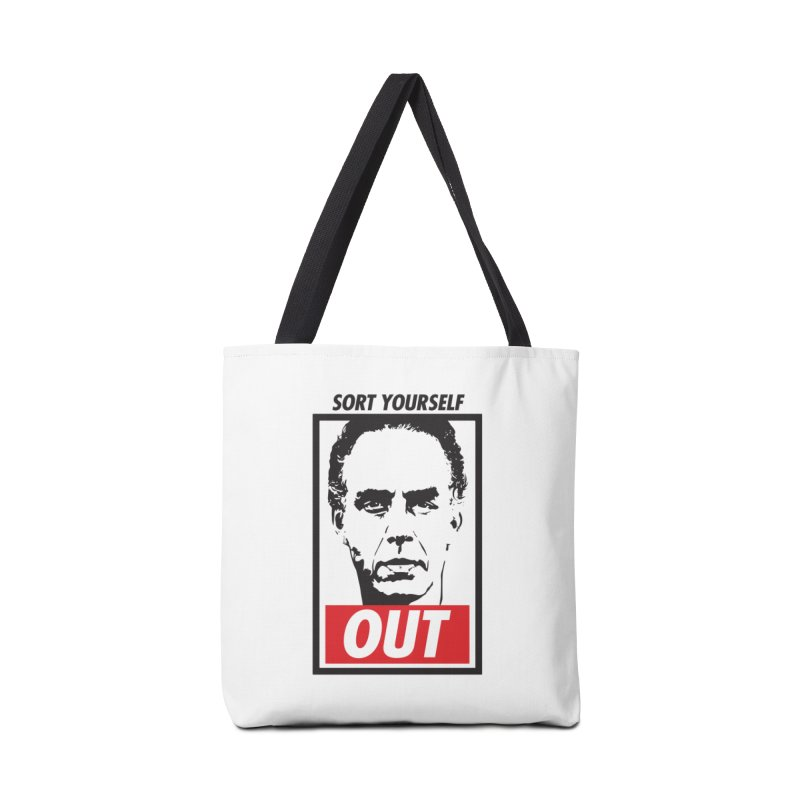 Sort Yourself Out Accessories Bag by Shirts of Meaning