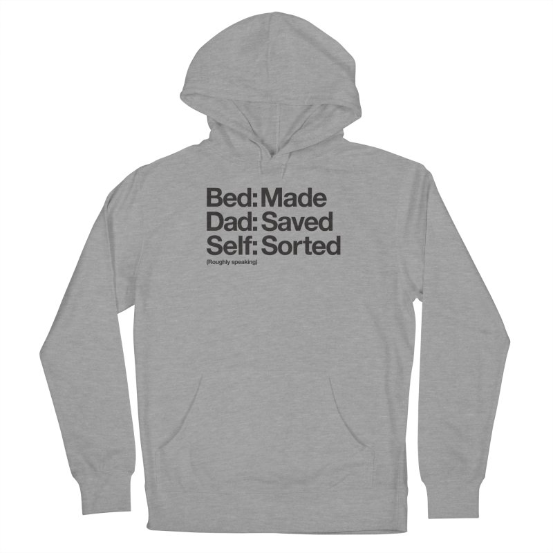 Bucket List Women's Pullover Hoody by Shirts of Meaning