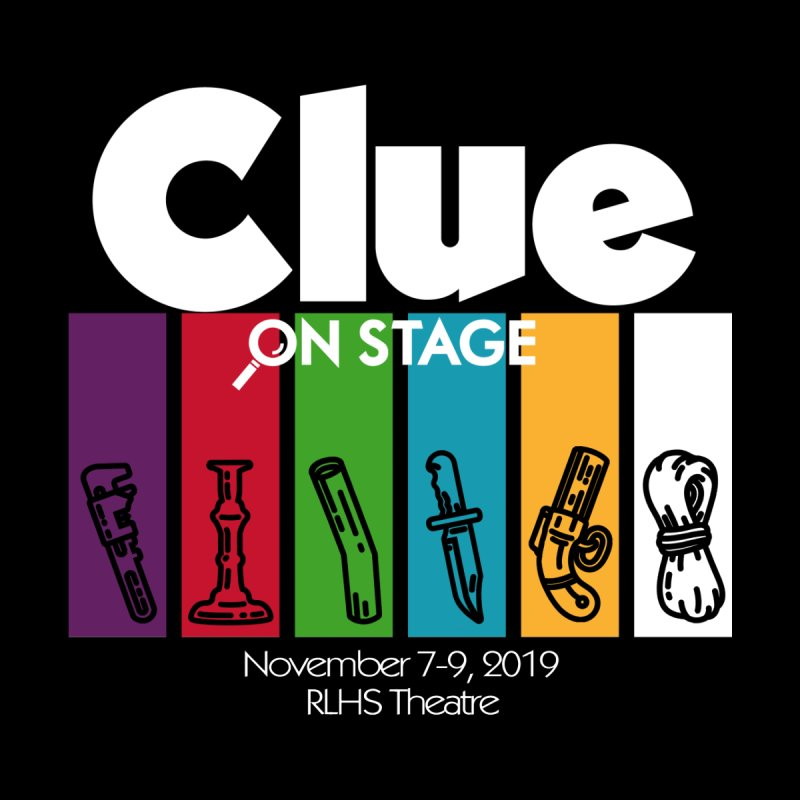 Clue: On Stage! Men's T-Shirt by
