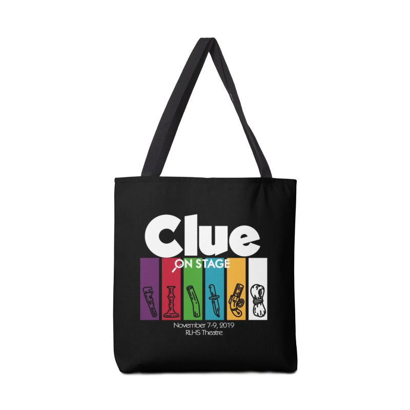 Clue: On Stage! Accessories Bag by