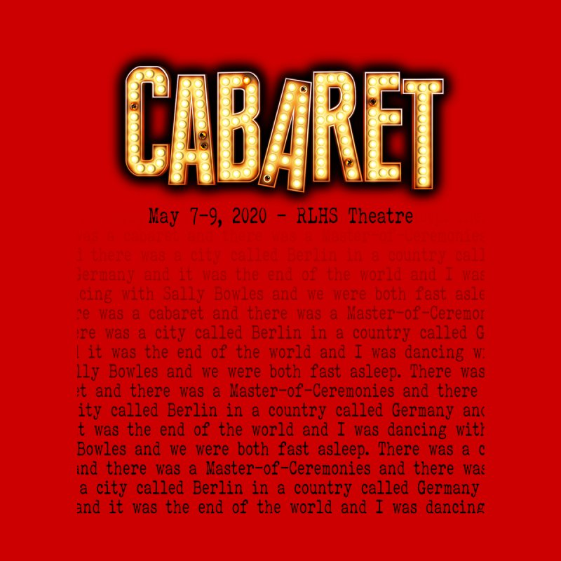 Cabaret Men's T-Shirt by