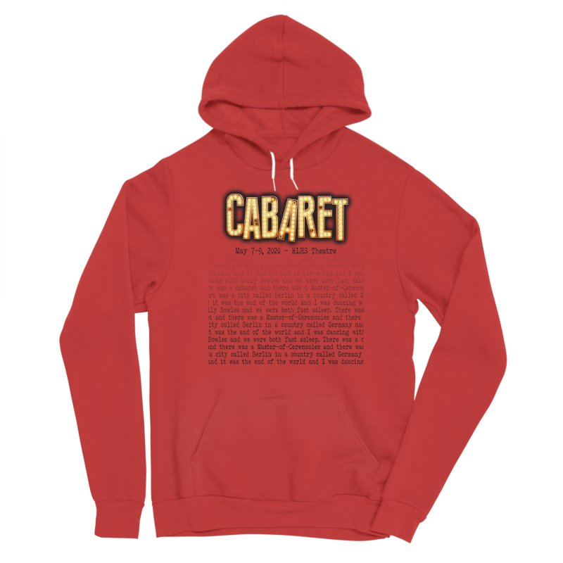 Cabaret Men's Pullover Hoody by