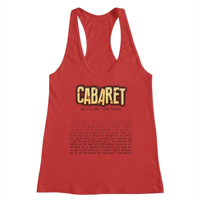 Cabaret Women's Tank by