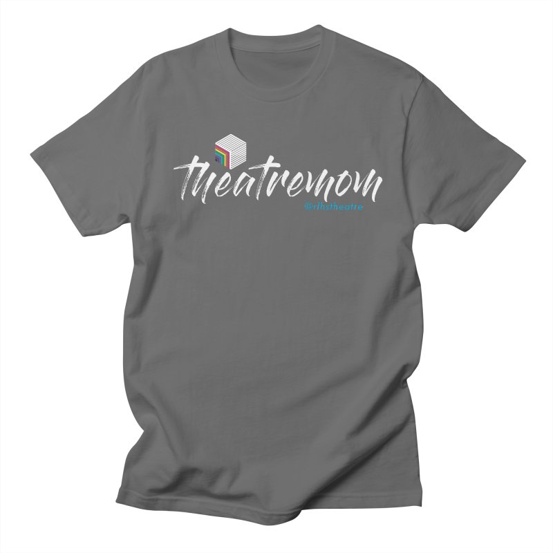 Theatre Mom Men's Regular T-Shirt by