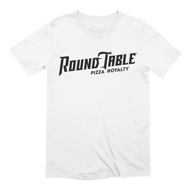Round Table Pizza Royalty Men's T-Shirt by Round Table Pizza