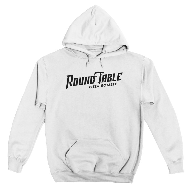 Round Table Pizza Royalty Men's Pullover Hoody by Round Table Pizza