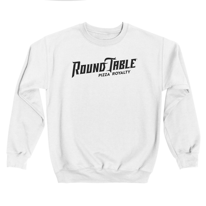Round Table Pizza Royalty Men's Sweatshirt by Round Table Pizza