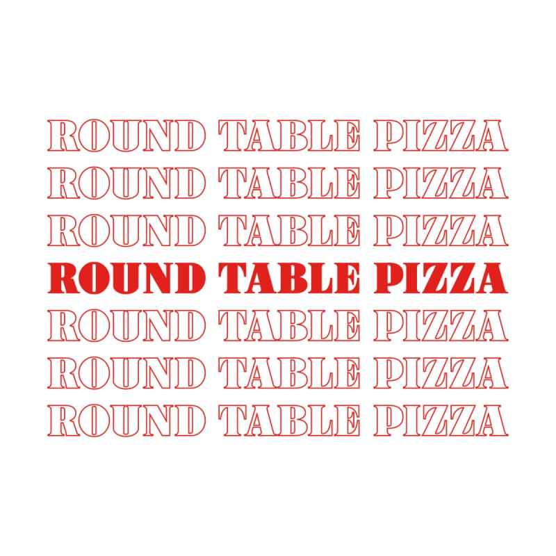Round Table Pizza Accessories Phone Case by Round Table Pizza