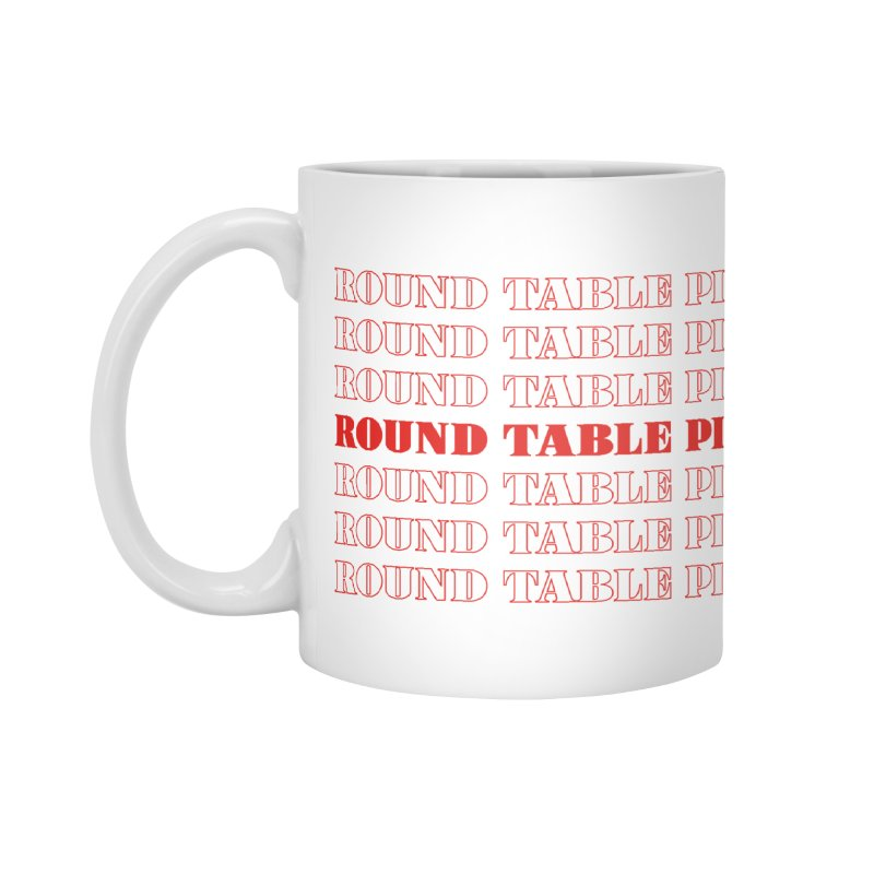 Round Table Pizza Accessories Mug by Round Table Pizza