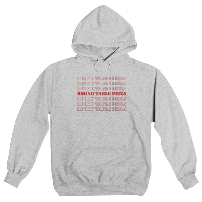 Round Table Pizza Men's Pullover Hoody by Round Table Pizza