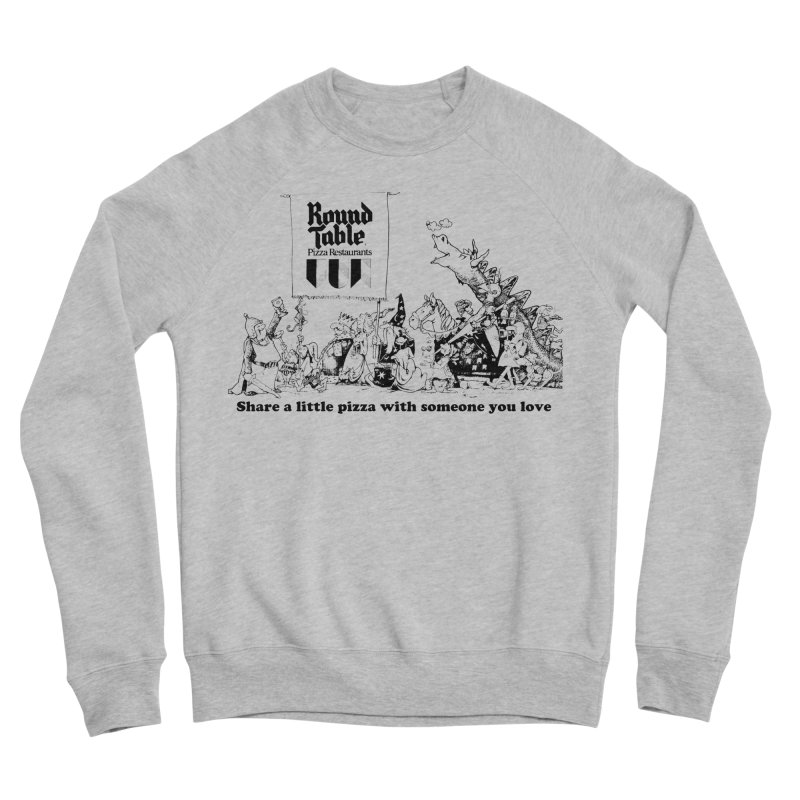 Share a Little Pizza Women's Sweatshirt by Round Table Pizza