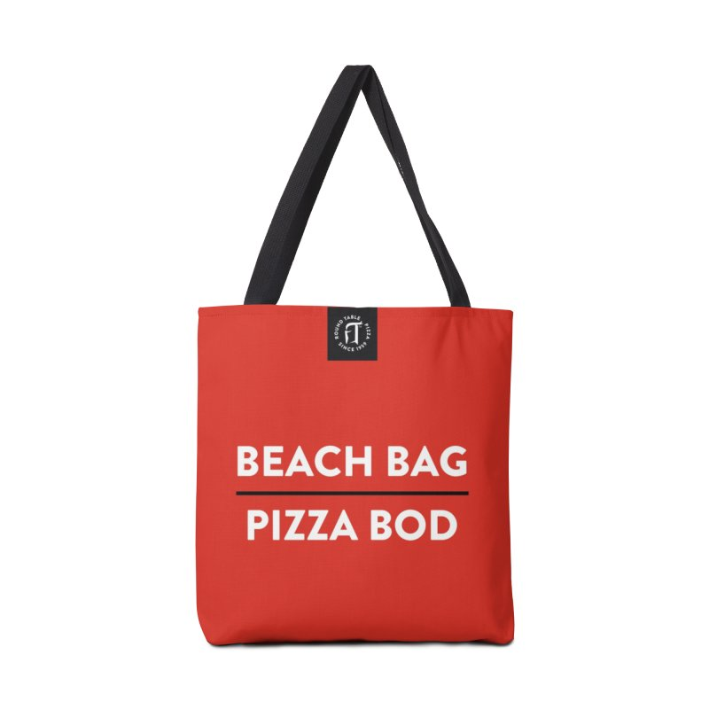 Beach Bag | Pizza Bod Accessories Bag by Round Table Pizza