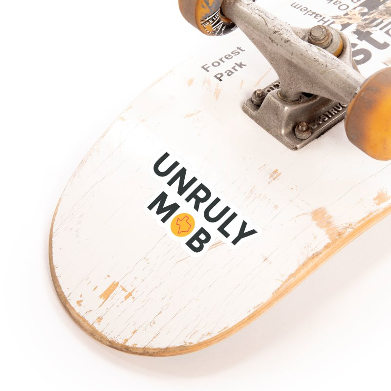 The Unruly Mob, The Rabble Podcast Accessories Sticker by Rouser