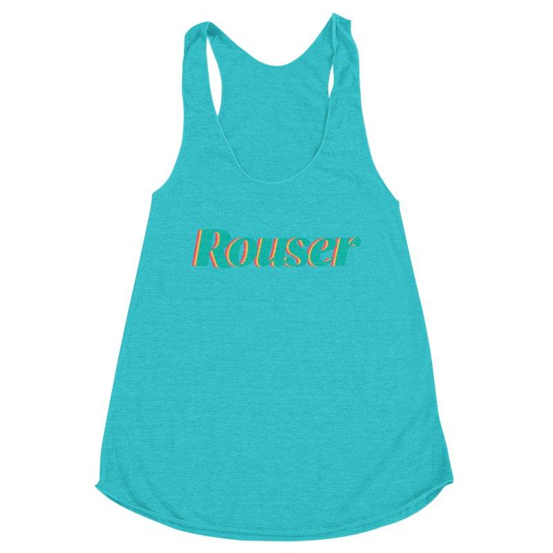Rouser Logo Women's Tank by Rouser