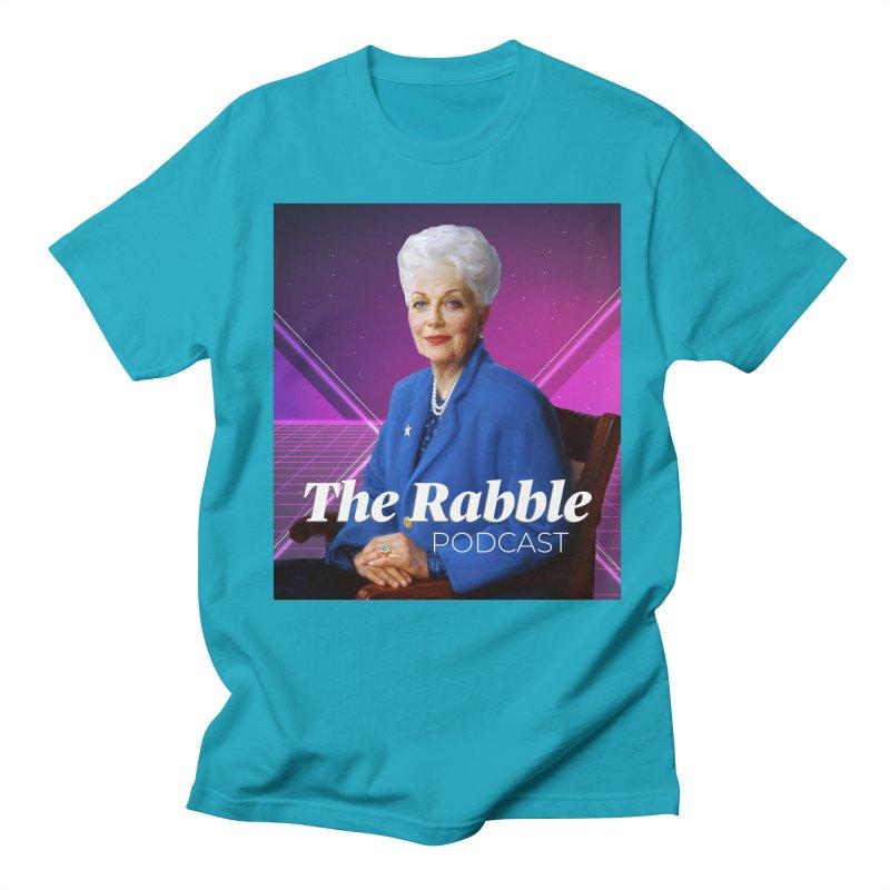 Ann Richards Lasers, The Rabble Podcast Women's Regular Unisex T-Shirt by Rouser