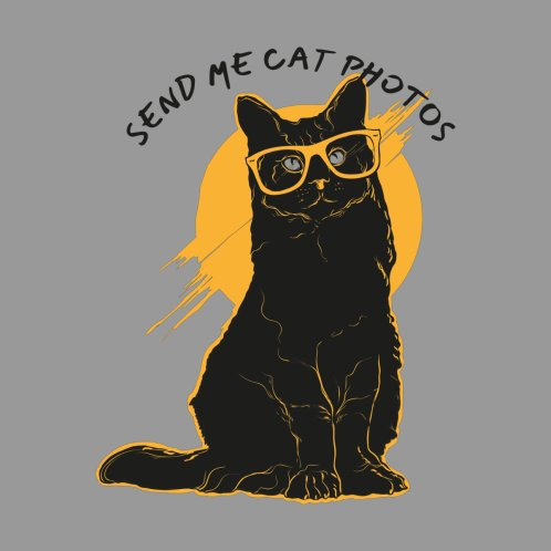 Design for SEND ME CAT PHOTOS