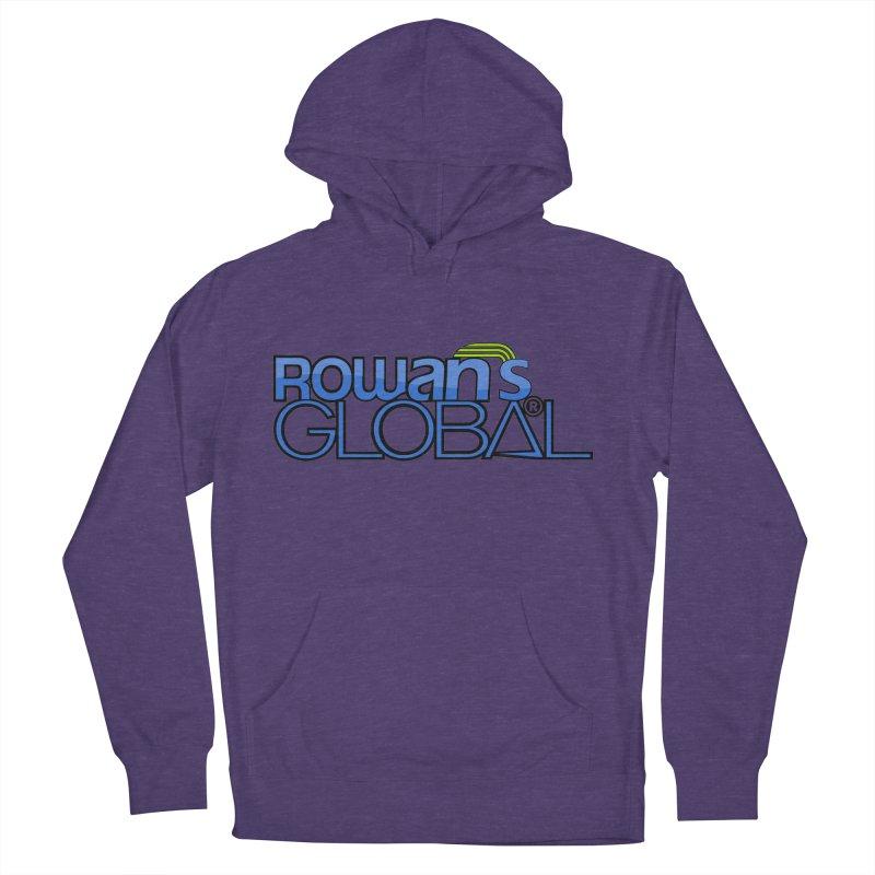Rowan's Global Women's Pullover Hoody by rowan's Artist Shop