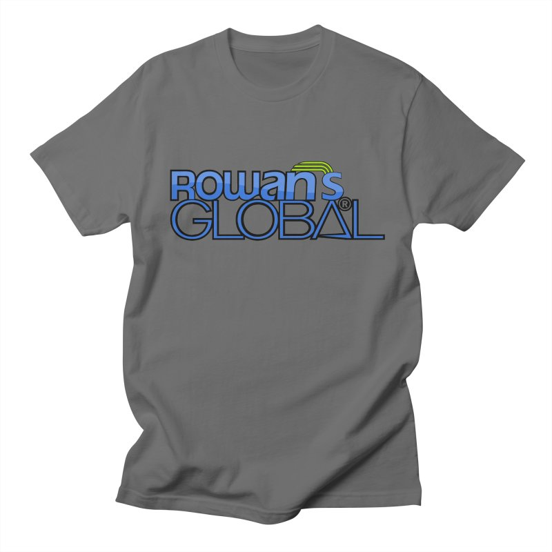Rowan's Global Men's T-Shirt by rowan's Artist Shop