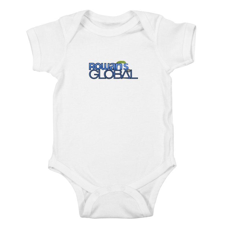 Rowan's Global Kids Baby Bodysuit by rowan's Artist Shop