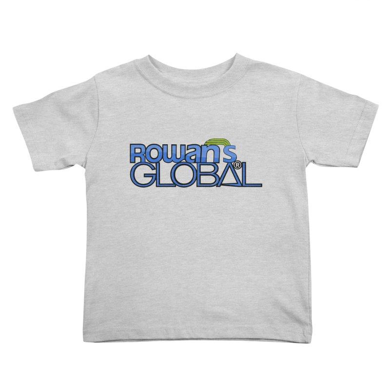Rowan's Global Kids Toddler T-Shirt by rowan's Artist Shop