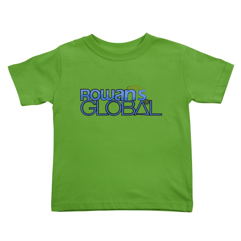 Rowan's Global Kids Toddler T-Shirt by rowan's Artist Shop