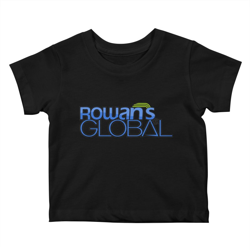 Rowan's Global Kids Baby T-Shirt by rowan's Artist Shop