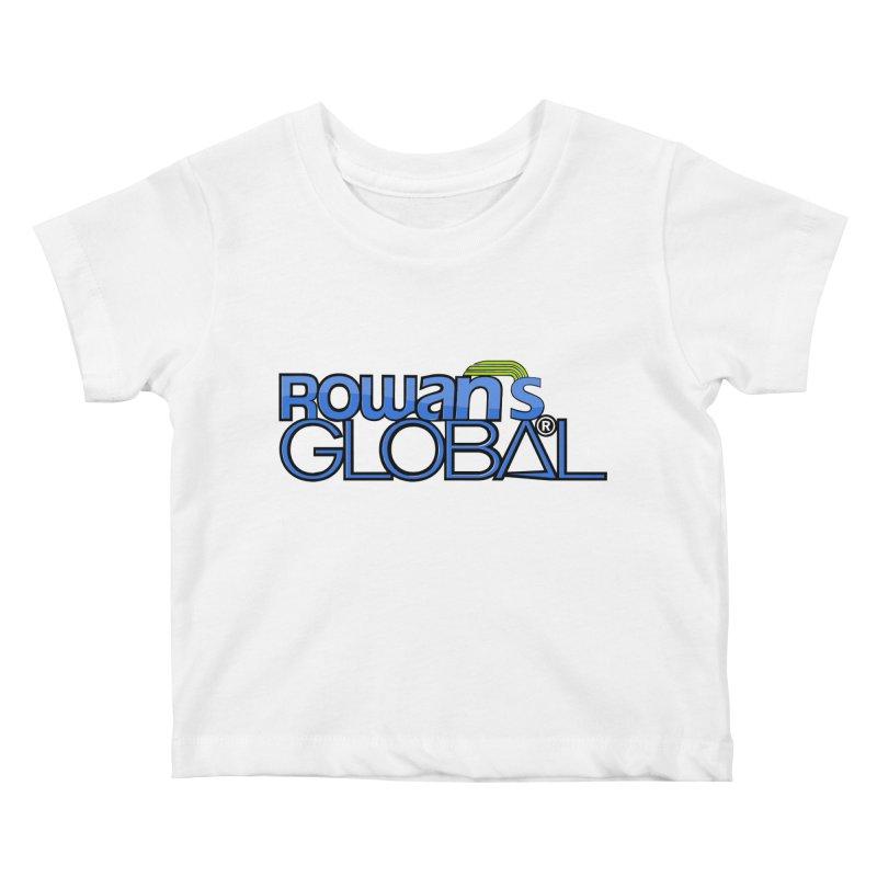 Rowan's Global Kids Baby T-Shirt by rowan's Artist Shop