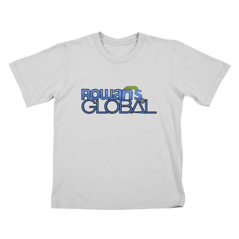 Rowan's Global Kids T-Shirt by rowan's Artist Shop