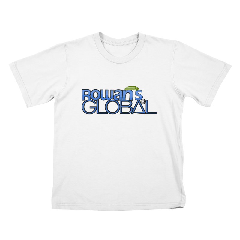 Rowan's Global Kids T-Shirt by rowan's Artist Shop