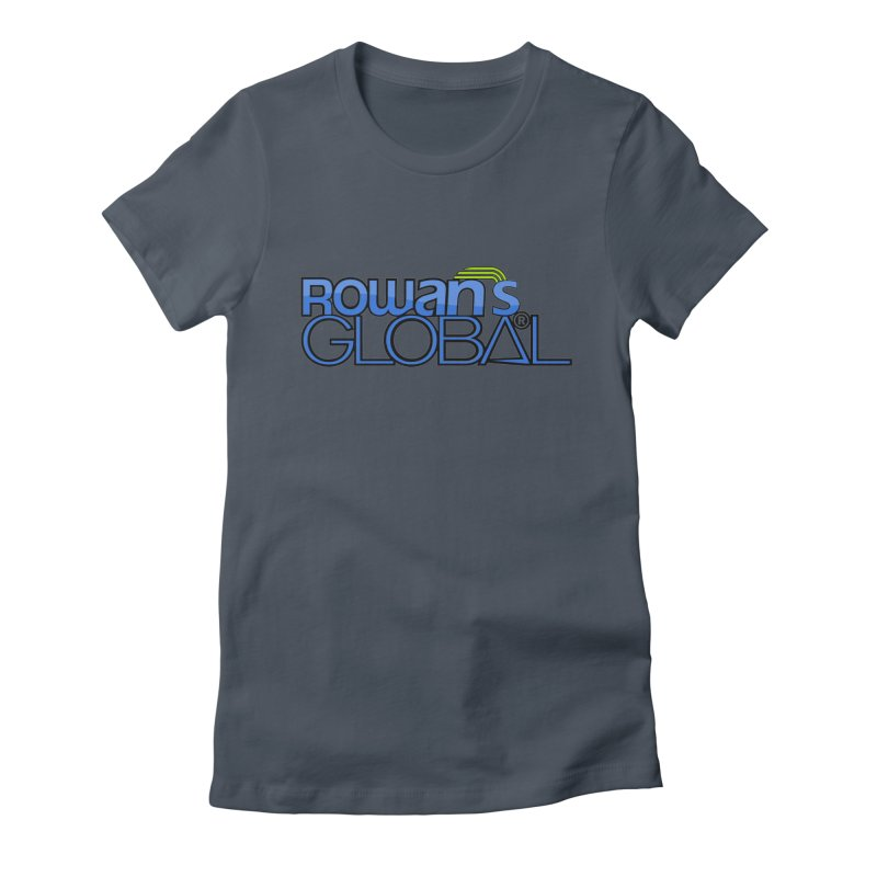 Rowan's Global Women's T-Shirt by rowan's Artist Shop