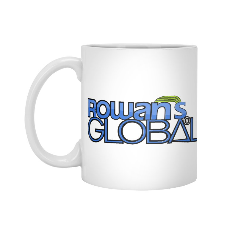 Rowan's Global Accessories Mug by rowan's Artist Shop