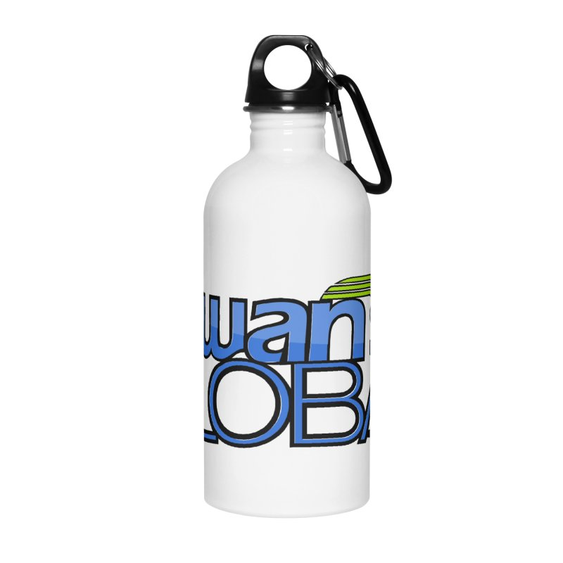 Rowan's Global Accessories Water Bottle by rowan's Artist Shop