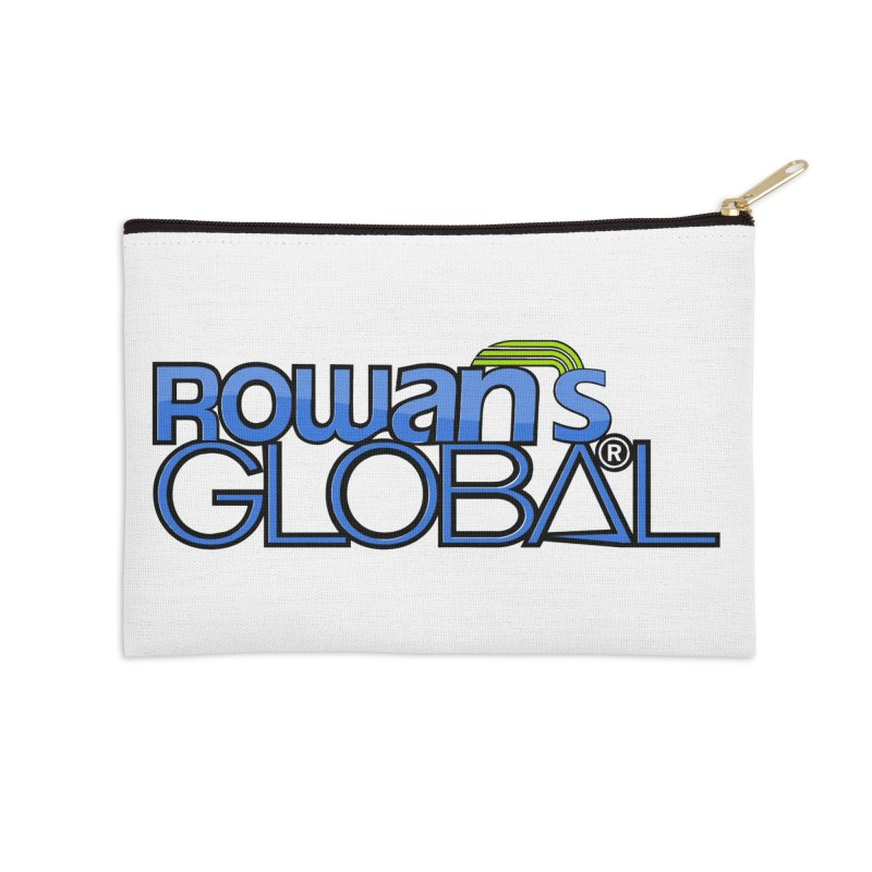 Rowan's Global Accessories Zip Pouch by rowan's Artist Shop