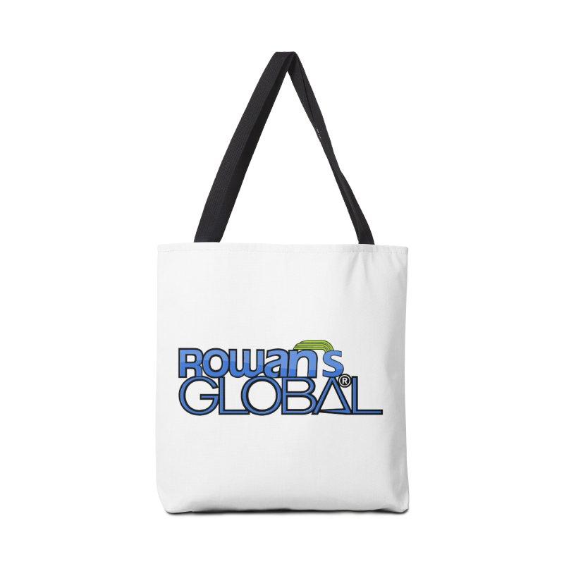 Rowan's Global Accessories Bag by rowan's Artist Shop