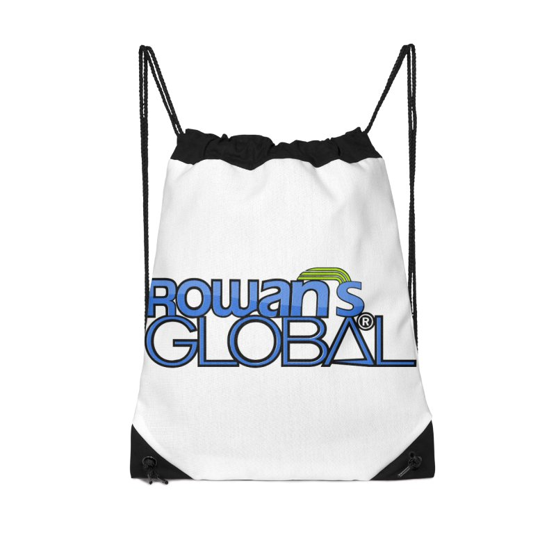 Rowan's Global Accessories Bag by rowan's Artist Shop