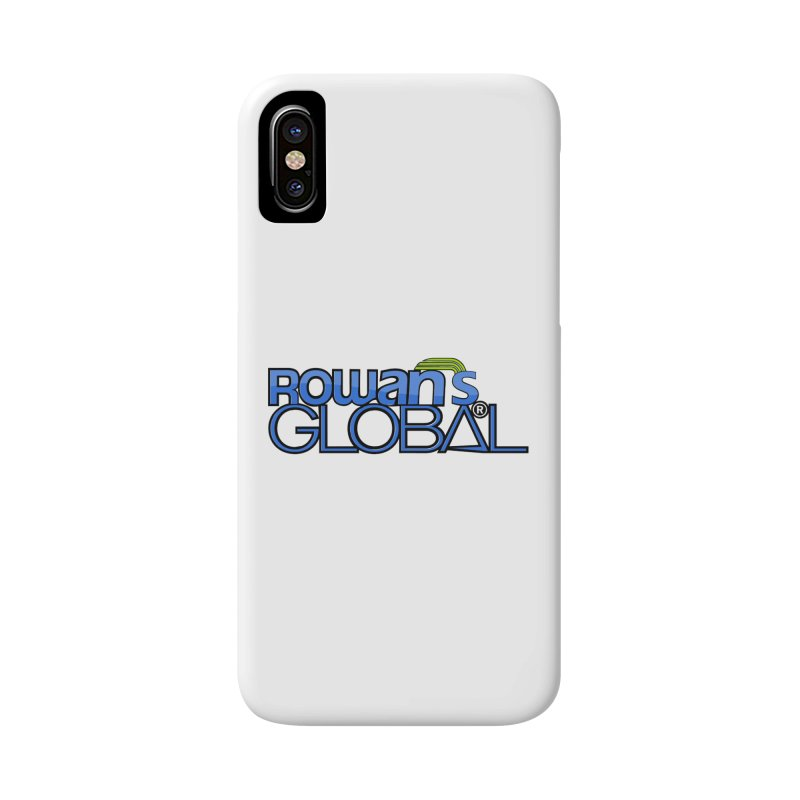 Rowan's Global Accessories Phone Case by rowan's Artist Shop