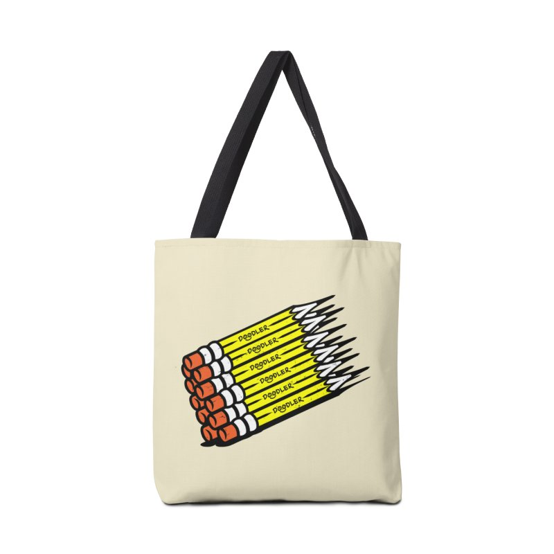 My Pencils Accessories Bag by rskamesado's Artist Shop