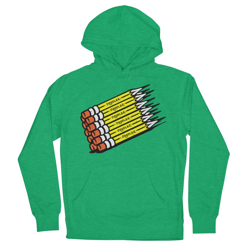 My Pencils Men's Pullover Hoody by rskamesado's Artist Shop
