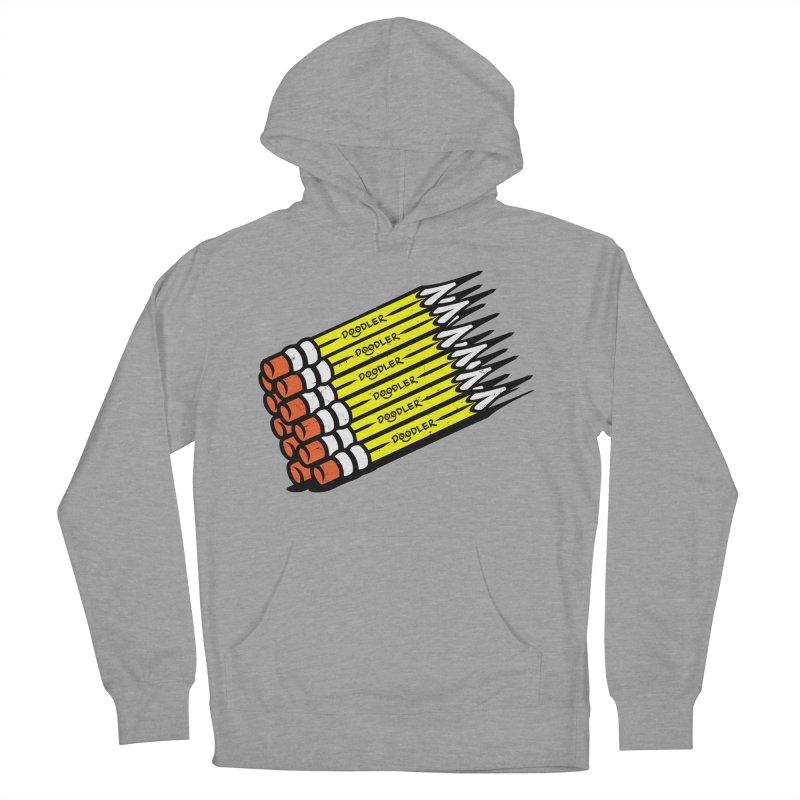 My Pencils Men's Pullover Hoody by rskamesado's Artist Shop