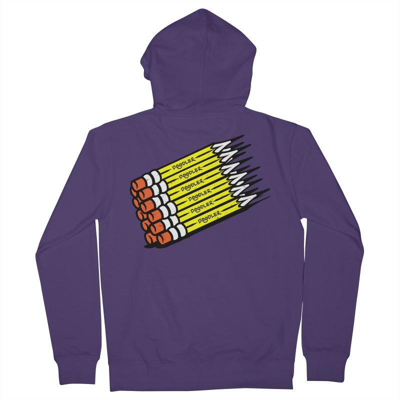 My Pencils Women's Zip-Up Hoody by rskamesado's Artist Shop