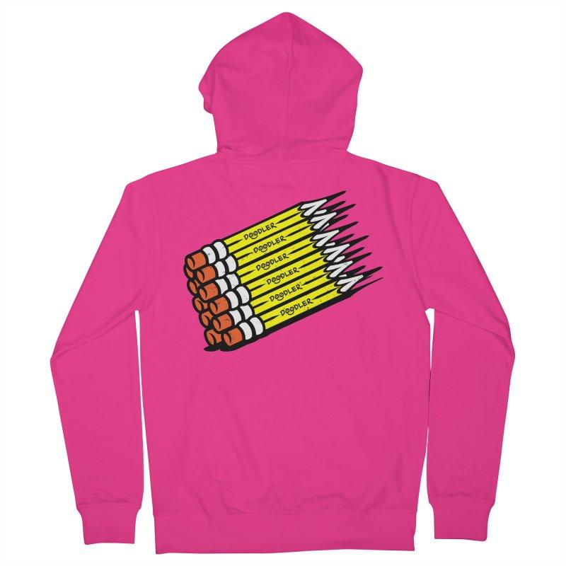 My Pencils Men's Zip-Up Hoody by rskamesado's Artist Shop