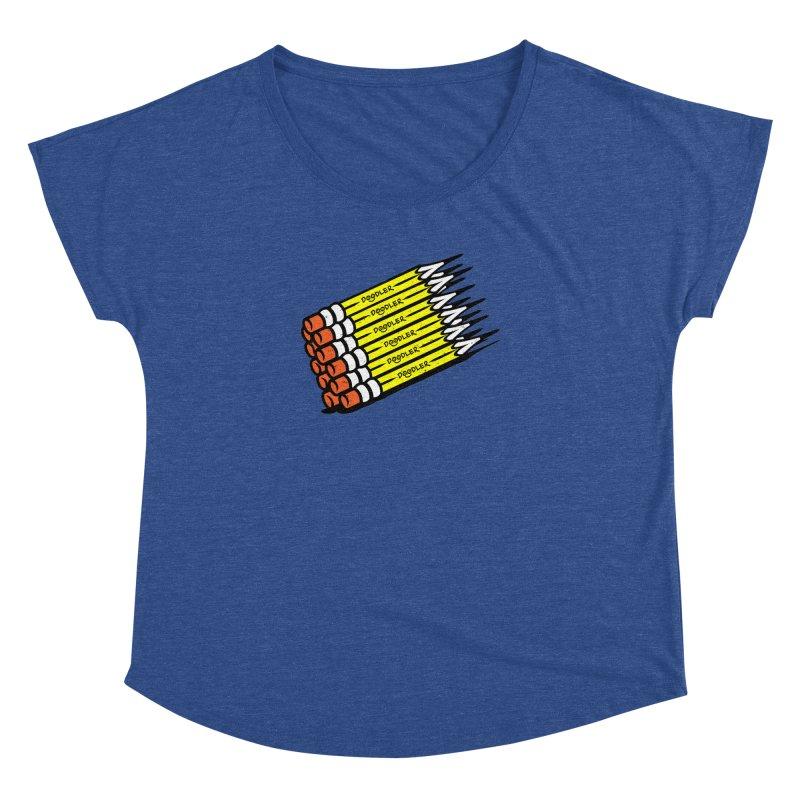 My Pencils Women's Dolman by rskamesado's Artist Shop