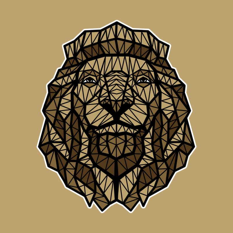 Browny Lion  by rskamesado's Artist Shop
