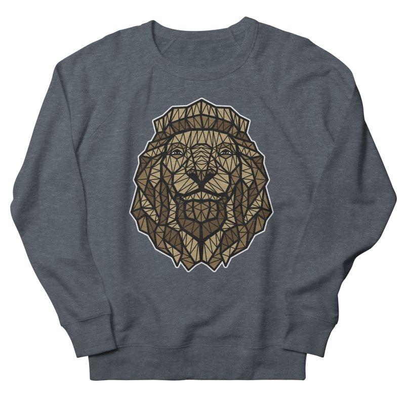 Browny Lion  Women's Sweatshirt by rskamesado's Artist Shop