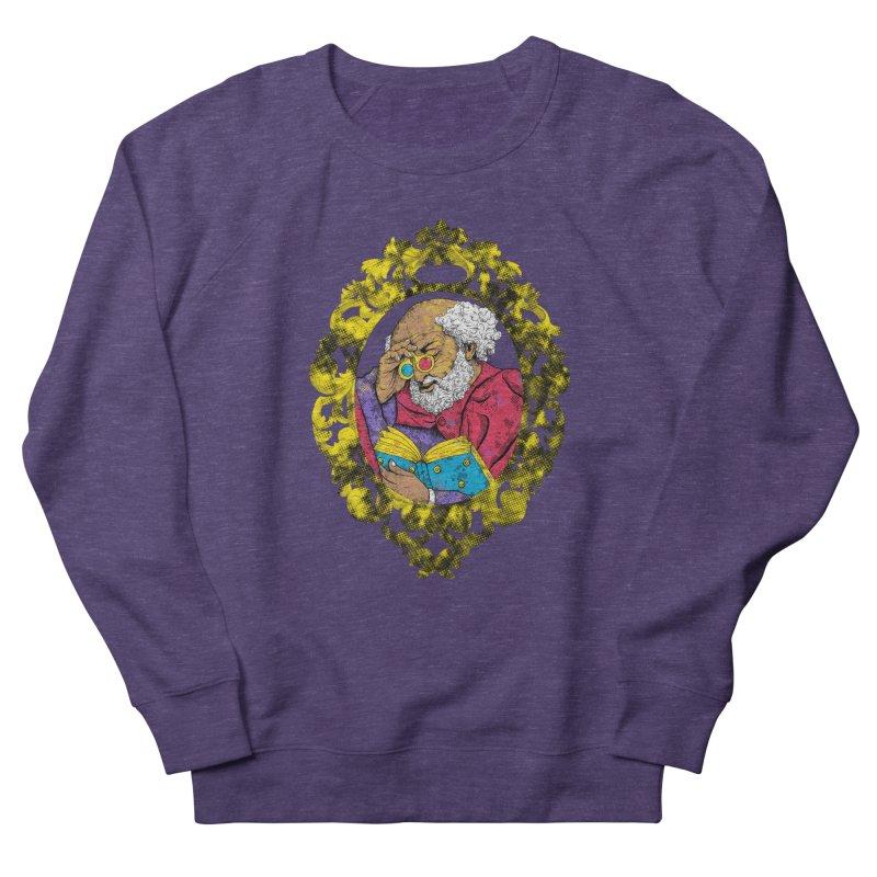 Reading in 3D Women's Sweatshirt by rskamesado's Artist Shop