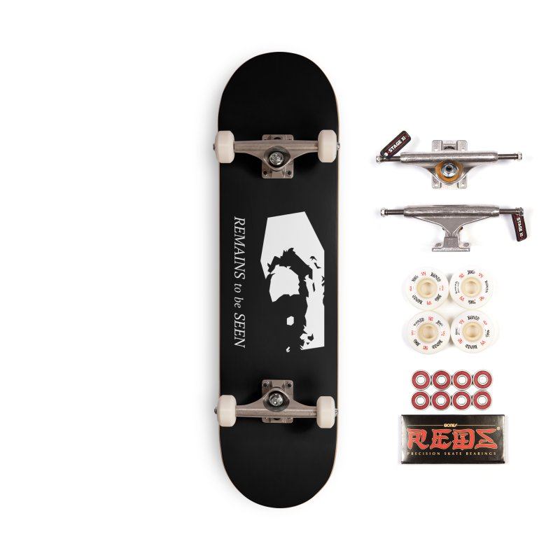 Remains to be Seen Accessories Complete - Pro Skateboard by DEATHFORMS