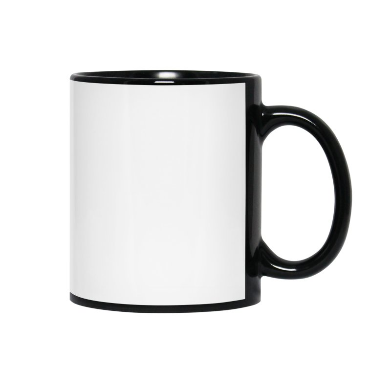 Life is Hard (Rectangular) Accessories Mug by R. THiES: Cartoonism