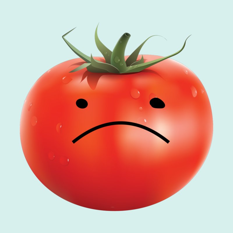 Mad Tomato by rubberdanpants