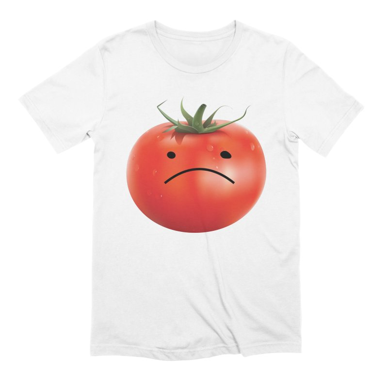Mad Tomato Men's Extra Soft T-Shirt by rubberdanpants