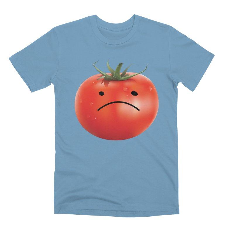 Mad Tomato Men's Premium T-Shirt by rubberdanpants